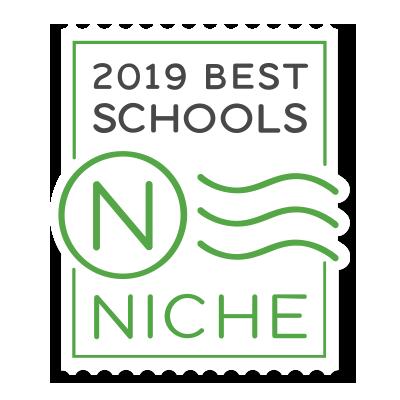 niche best schools badge 2019