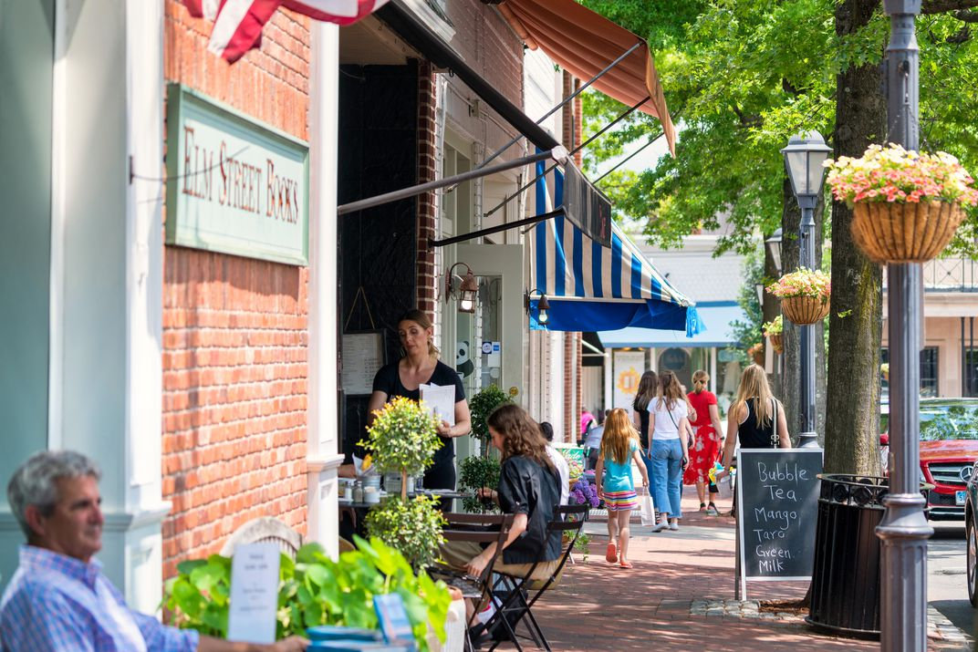 NC Best small town