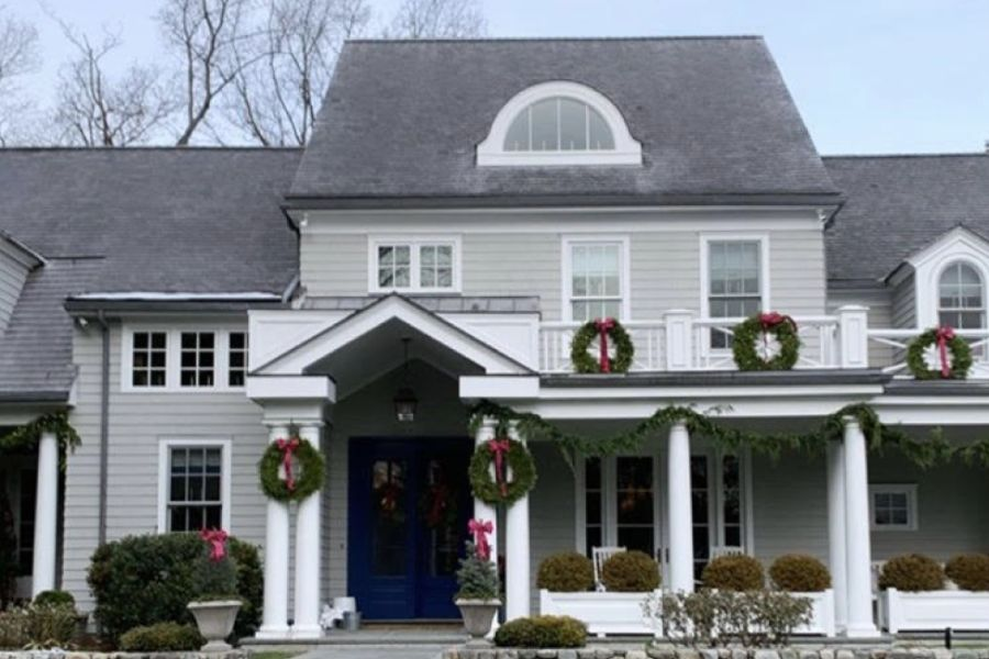 Holiday House Tour 1