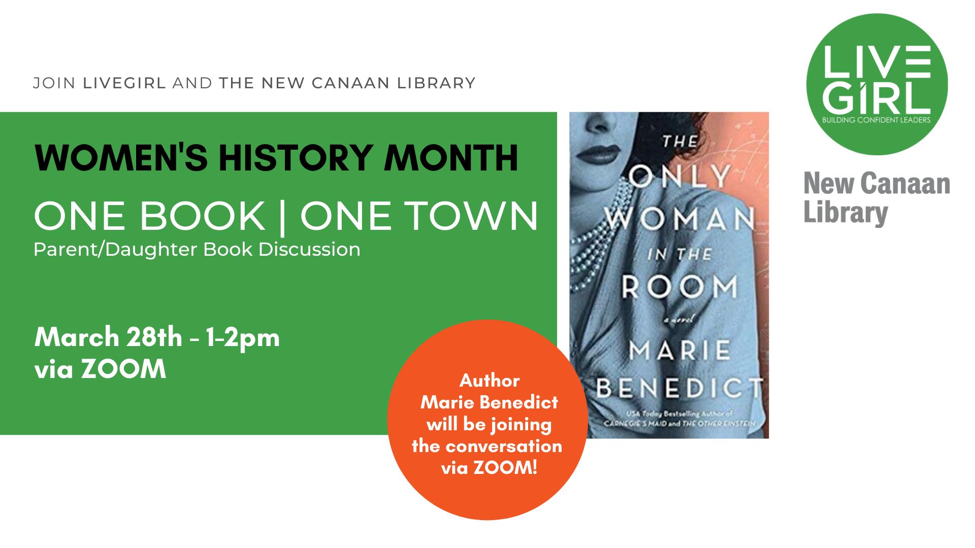whm book discussion event graphic