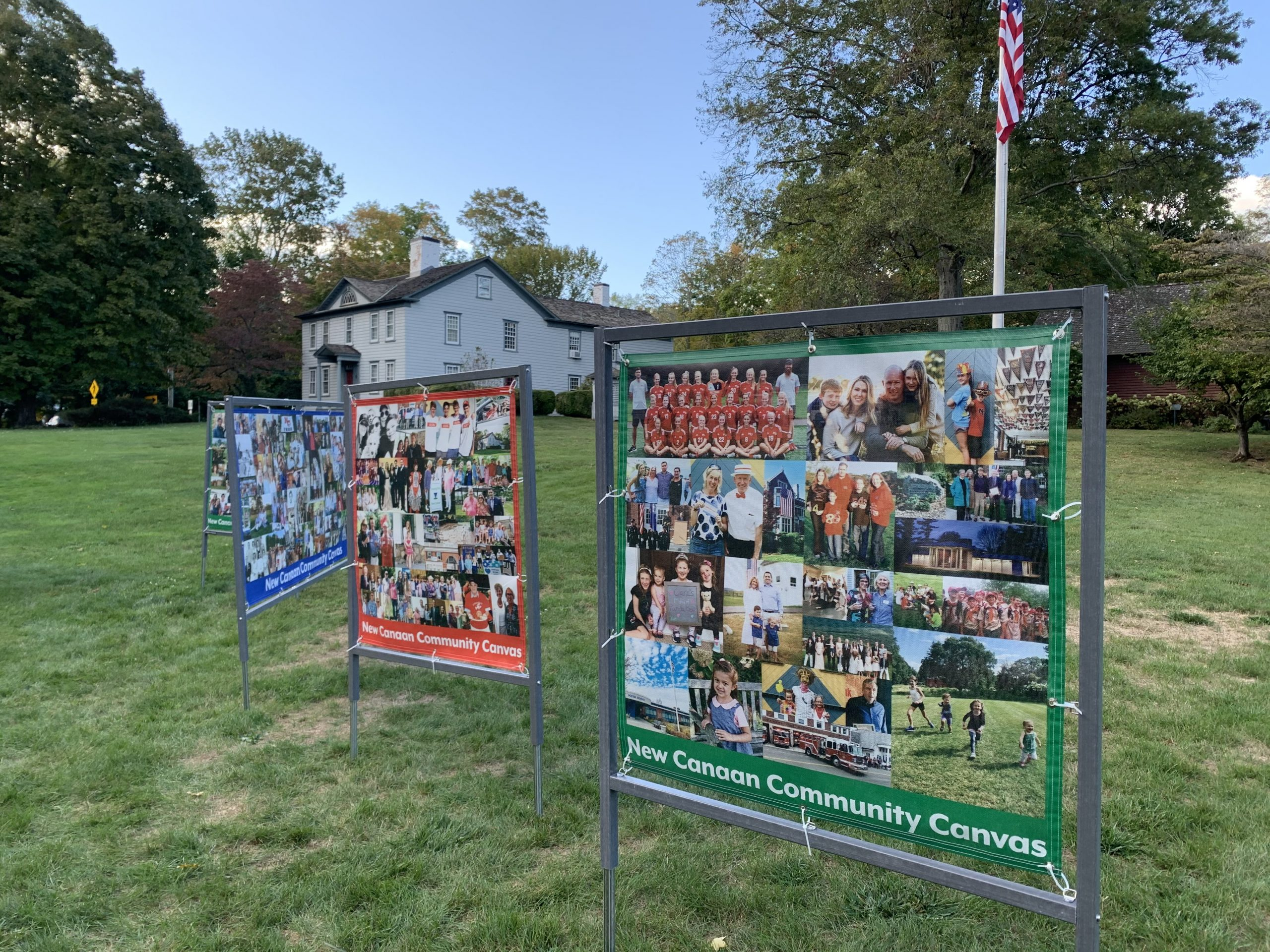 Live New Canaan Community Canvas Historical Society