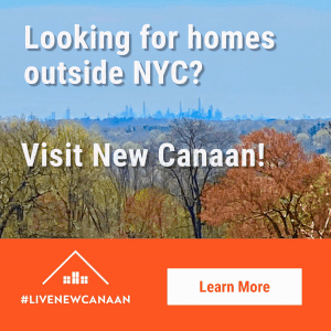 Real Estate Homes Outside NYC in New Canaan CT