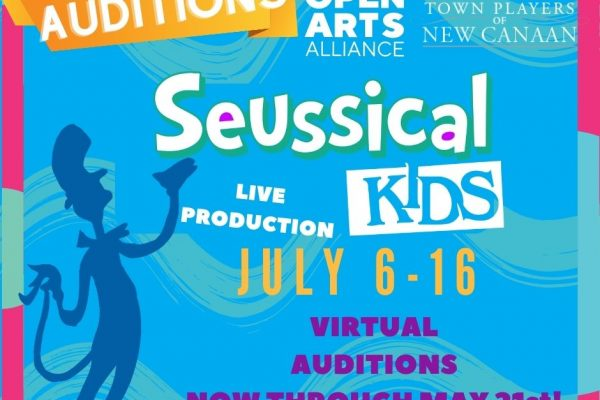 2021 Suessical Kids Auditions